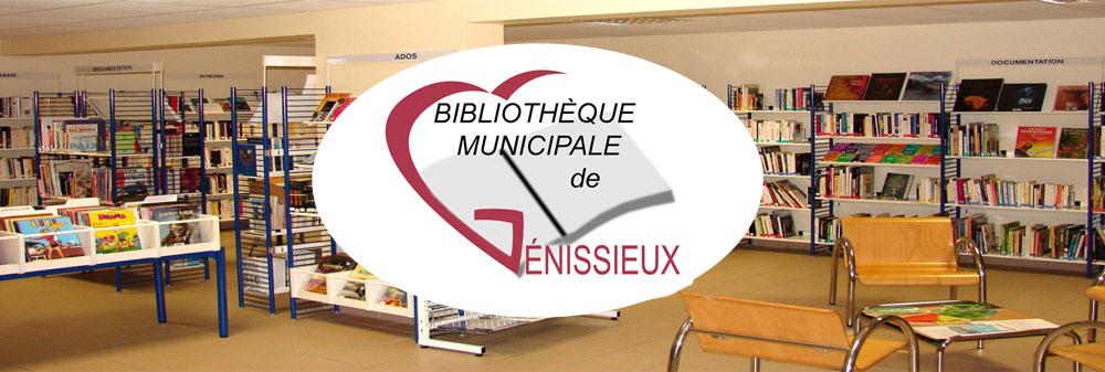 Bibliothèque de Génissieux